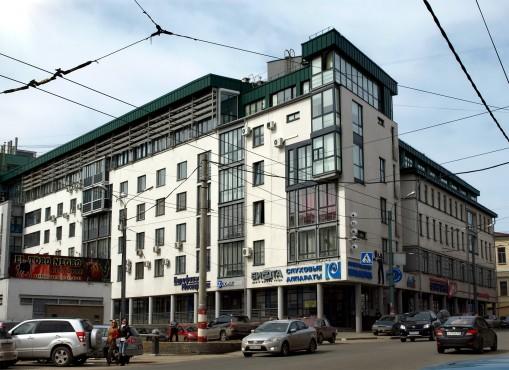 Офис на ул. Варварской