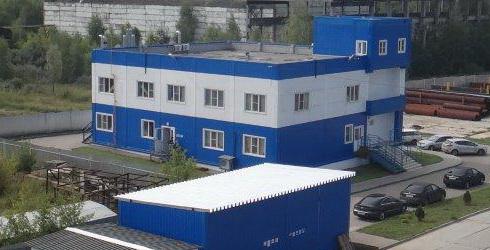 Административно-бытовой корпус