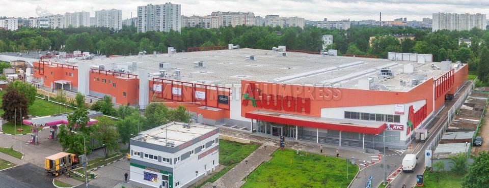 """Многофункциональный торговый комплекс """"Ашан"""""""