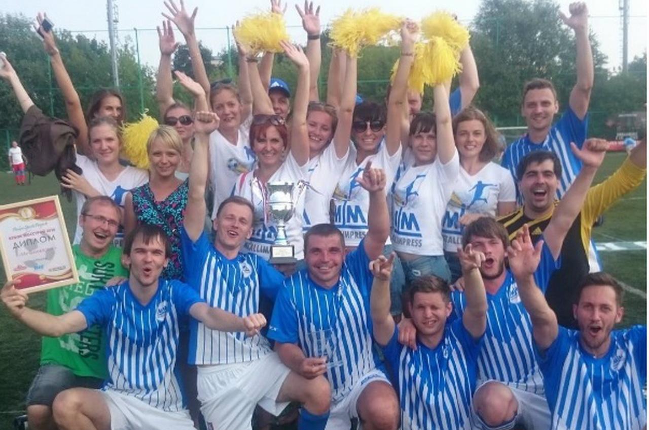 Всероссийский мини-футбольный турнир Кубок МосСтрой 2016
