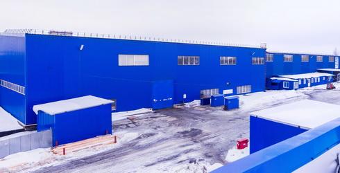 2 производственных корпуса