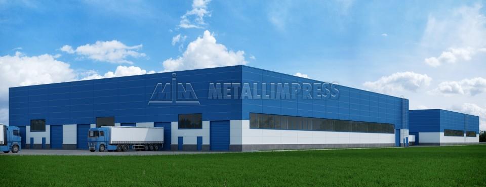 Центр промышленной переработки и дистрибуции стекла RGC (г. Коломна)