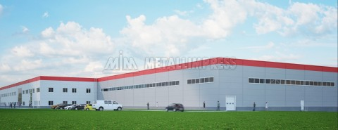 Завод по производству волоконно-оптического кабеля связи OFS