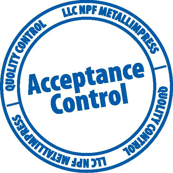 Acceptance Control