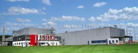 Завод по производству автокомпонентов Magna Technoplast