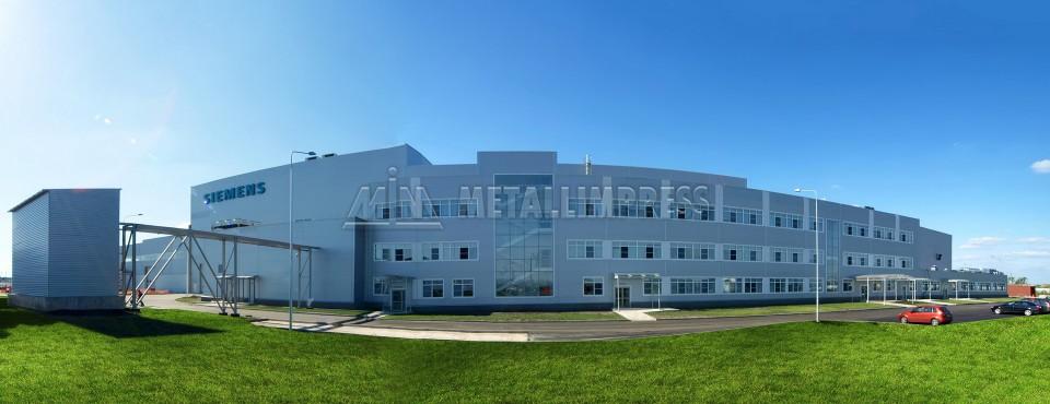 Завод по производству трансформаторов Сименс