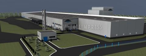 Завод по производству гипсокартонных плит Saint‑Gobain, Башкортостан