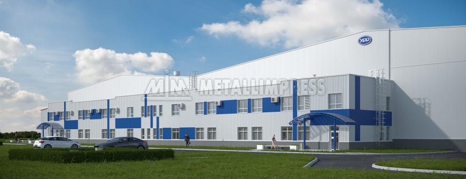 Завод по производству топливных автомобильных баков YAPP